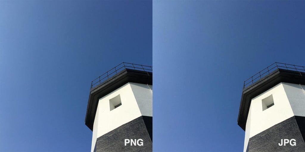 Perbedaan JPG dan PNG dalam Format Gambar